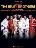 Best of the Isley Brothers Piano, Vocal, Guitar