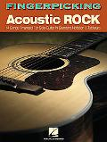 Fingerpicking Acoustic Rock 14 Songs Arranged for Solo Guitar in Standard Notation & Tab