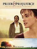 Pride & Prejudice Music from the Motion Picture Soundtrack Easy Piano Solo