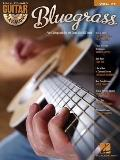 Bluegrass: Guitar Play-Along Volume 77