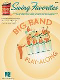 Big Band Play-along: Swing Favorites - Piano: Instrumental Play-along Book/CD Pack