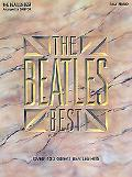 Beatles Best Easy Piano