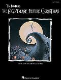 Tim Burton's The Nightmare Before Christmas Easy Piano