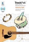 Acoustic Rock TrackPak: Apple Loops for GarageBand and Logic