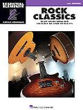 Rock Classics: Essential Elements Guitar Ensembles