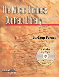 Music Business Contract Library