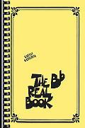 The Real Book Vol. 1 (B-Flat Edition) - Mini Size (Fake Book)