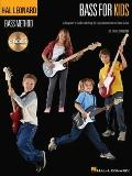 Bass for Kids: A Beginner's Guide with Step-by-Step Instruction for Bass Guitar (Bass Method)