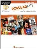 Popular Hits For Clarinet - Instrumental Play-Along Cd/Pkg