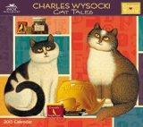 Charles Wysocki - Cat Tales Wall Calendar (2015)