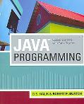 Java Programming with Objects Early