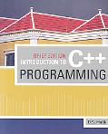 Introduction to C++ Programming: Brief Edition
