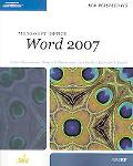 New Perspectives on Microsoft Office Word 2007