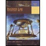 Business Law: Text and Cases - Bus 161 - 11th Edition