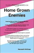 Home Grown Enemies: America Burns While Congress Bickers