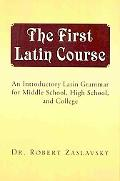 The First Latin Course