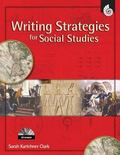 Writing Strategies for Social Studies