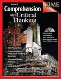 Comprehension and Critical Thinking Grade 5 Time for Kids +CD