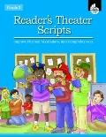 Reader's Theater Scripts: Improve Fluency, Vocabulary, and Comprehension Grade 2 (Book with Transparencies)