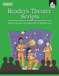Reader's Theater Scripts: Improve Fluency, Vocabulary, and Comprehension Grade 5 (Book with ...