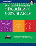 Successful Strategies for Reading in the Content Areas Grades Prek-K +CD