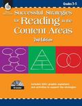 Successful Straegies for Reading in the Content Areas Grades 3-5 Second Edition + CD