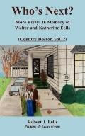Who's Next? More Essays in Memory of Walter and Katherine Eells