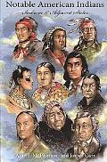 Notable American Indians: Indiana and Adjacent States