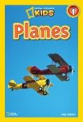 National Geographic Readers - Planes