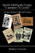 Brazil's Folk-Popular Poetry - A             Literatura De Cordel: A Bilingual Anthology in ...