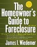 Homeowner's Guide to Foreclosure