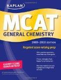 Kaplan MCAT General Chemistry 2009-2010