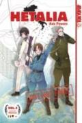 Hetalia: Axis Powers, Vol. 3