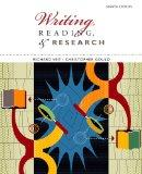 Bundle: Writing, Reading, and Research, 8th + Enhanced InSite for Composition Printed Access...