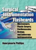 Surgical Instrument Flashcards Set 3: Microsurgery, Plastic Surgery, Urology and Endoscopy I...