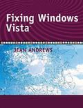 Fixing Windows Vista