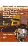 Workbook for Bennett's Medium/Heavy Duty Truck Engines, fule, Computer Management