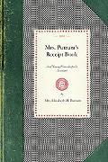Mrs. Putnam's Receipt Book