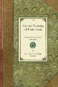 Cordon Training of Fruit Trees (Gardening in America)