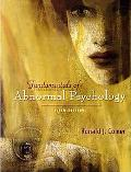 Fundamentals of Abnormal Psychology