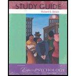 Exploring Psychology (cloth), Study Guide & Student Video Tool Kit