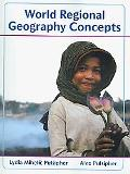 World Regional Geography: Concepts and Community