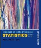 Introduction to the Practice of Statistics (Extended Version): w/Student CD