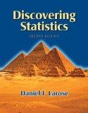 Discovering Statistics: w/Student CD & Tables and Formula Card