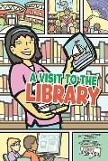 A Visit to the Library (First Graphics)