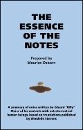 The Essence of the Notes