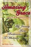 Amazing Grace as Christ Walks By : My Journey from Brokennness to Wholeness