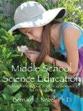 Middle School Science Education: Building Foundations of Scientific Understanding, Vol. III,...