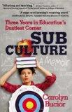 Sub Culture: Three years in education's dustiest corner
