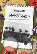 World War I (Research It!)